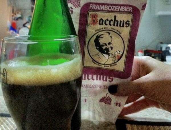 Cerveja Bacchus Frambozenbier
