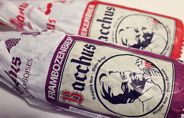 Garrafas da cerveja Bocchus