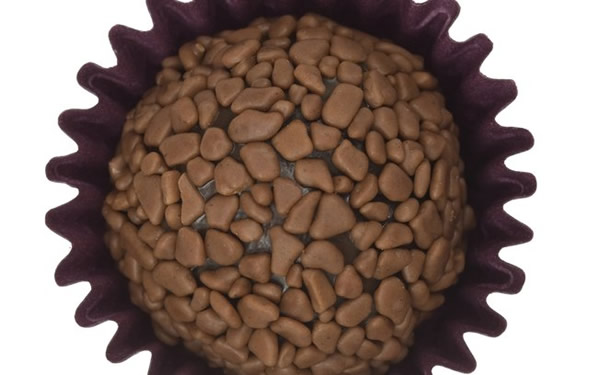 Brigadeiro de chocolate