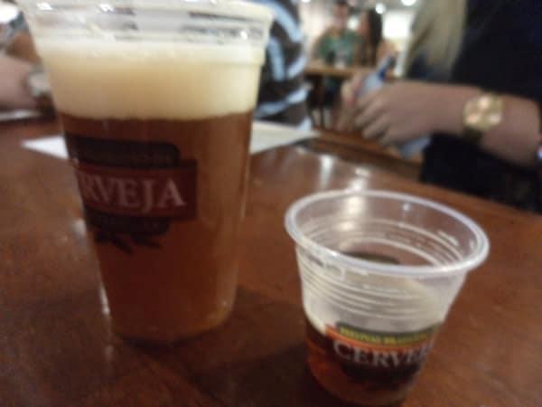 Copos para degustar Cerveja