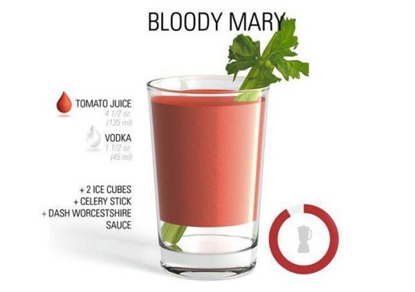 Drink Blood Mary