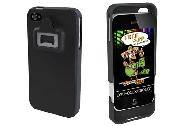 Case iPhone 4 com abridor