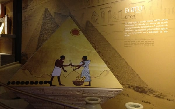 Área Egito Bohemia