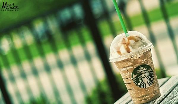 Copo de café da Starbucks