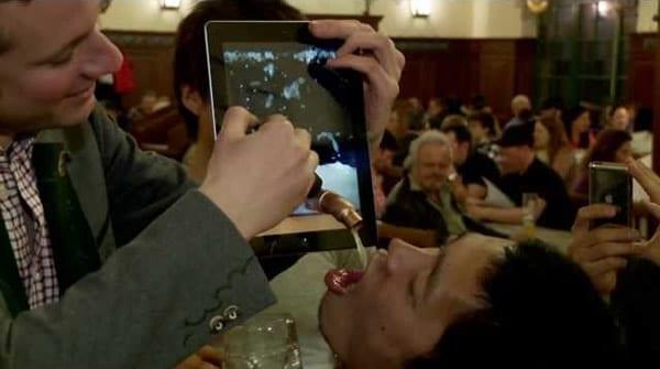 iPad cervejeiro