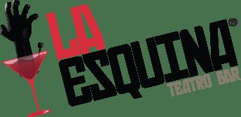 Logo La Esquina Teatro Bar
