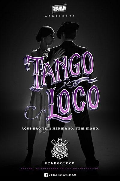 Cartaz Tango Loco