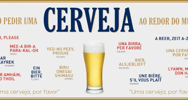 como pedir uma cerveja