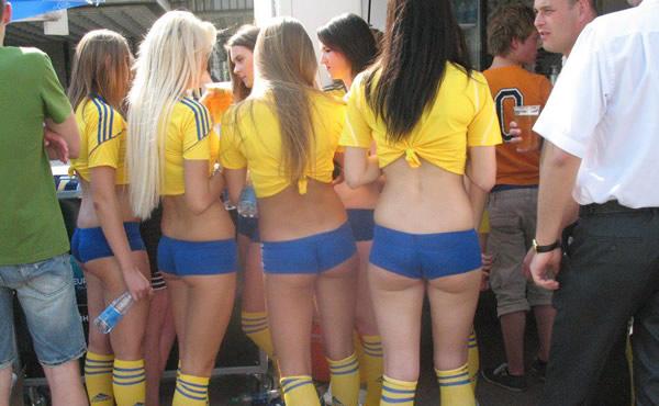 Mulheres gostosas da Suécia