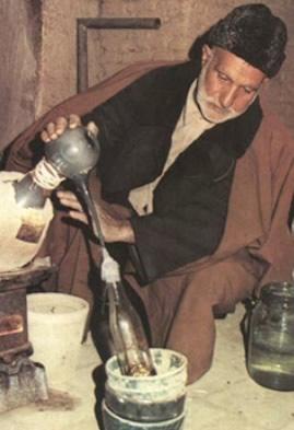 Velho alquimista