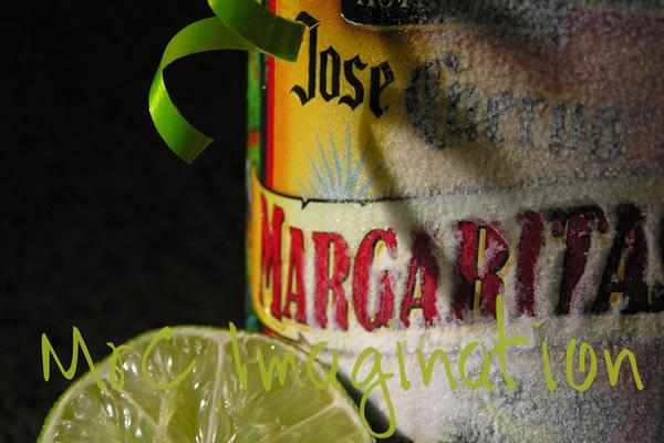 Garrafa de Margarita Jose Cuervo