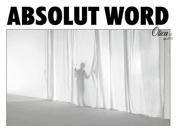 Capa da Absolut Word Ótica