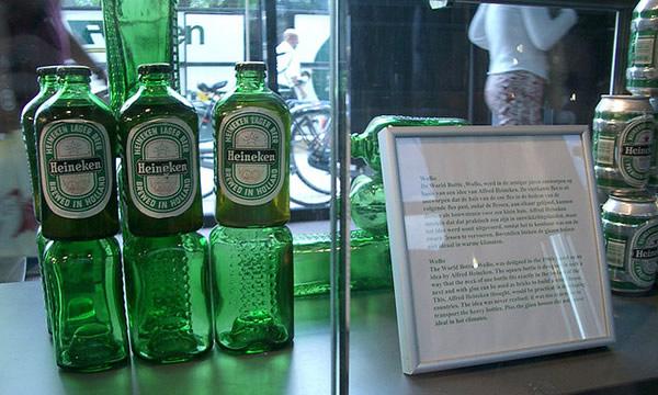 Garrafas Heineken Wobo