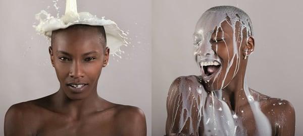 Splash com leite da Absolut Word Sabor Meio Amargo