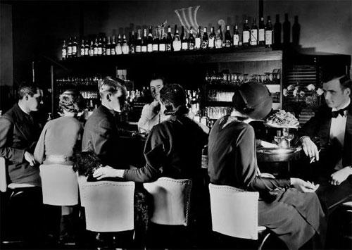 Actual Speakeasy 1920s