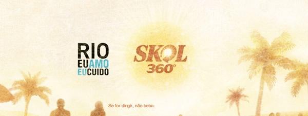 Paisagem da Skol 360