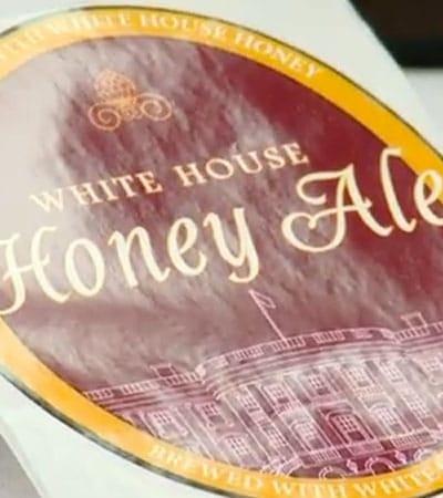 Rótulo da cerveja Honey Ale