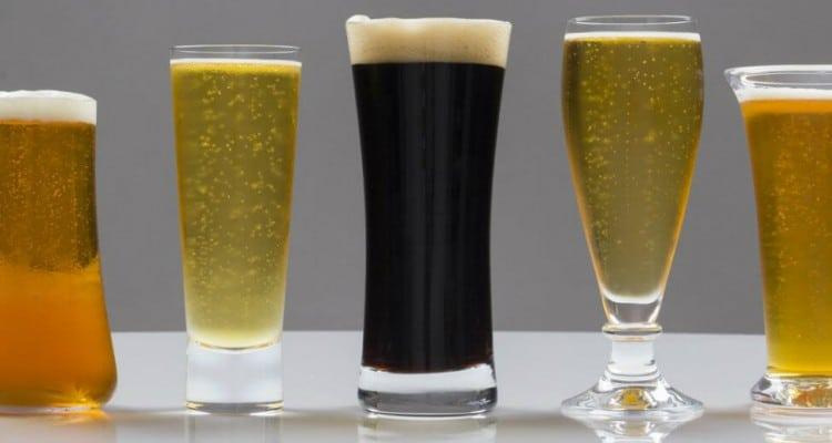 Tipos Copos Cerveja
