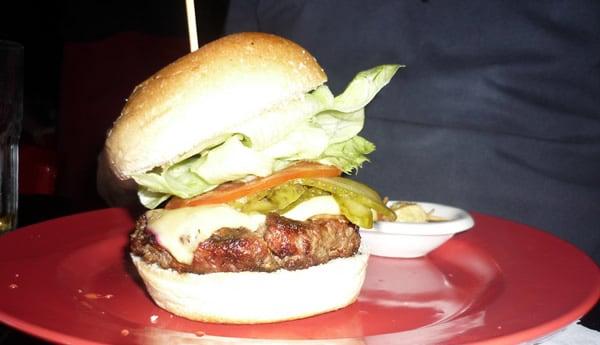 Hambúrguer brasileiro