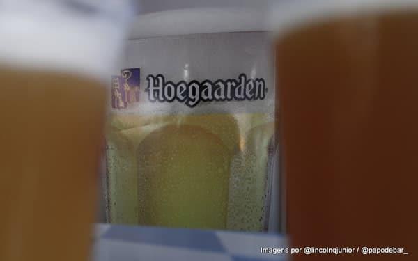 Geladeira da Hoegaarden
