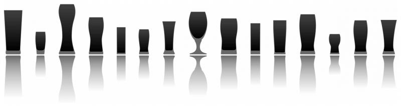 Imagem com copos de cerveja