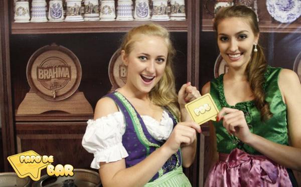 Meninas na Oktoberfest