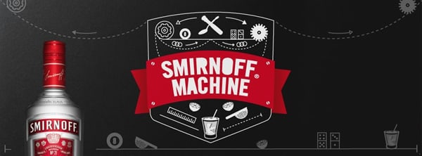 Smirnoff Machine