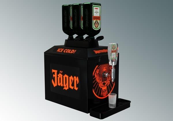 Tap Machine da Jägermeister