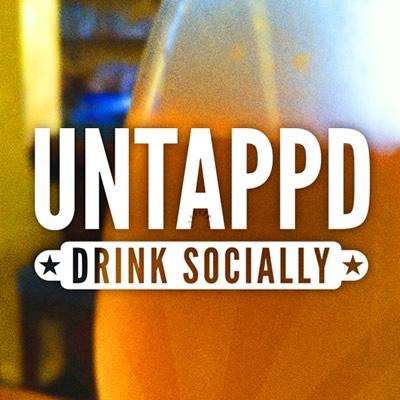Marca do App Untappd