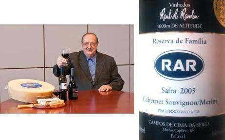 Vinho RAR
