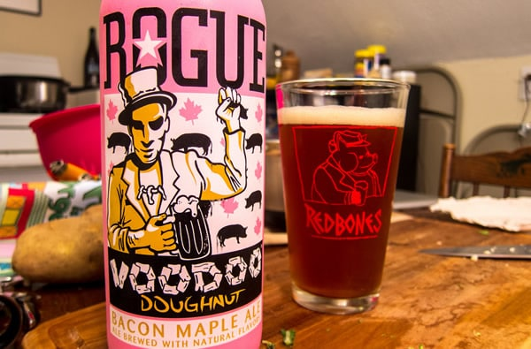 Cerveja Voodoo Bacon