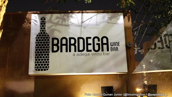Entrada do Bardega