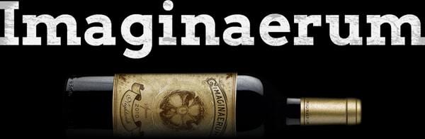Garrafa do vinho Imaginaerum
