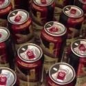 latas de cerveja e arduino