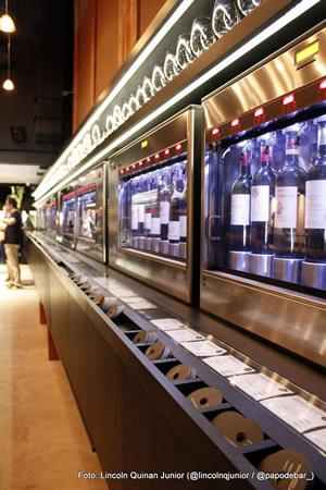 Máquinas de vinho do Bardega