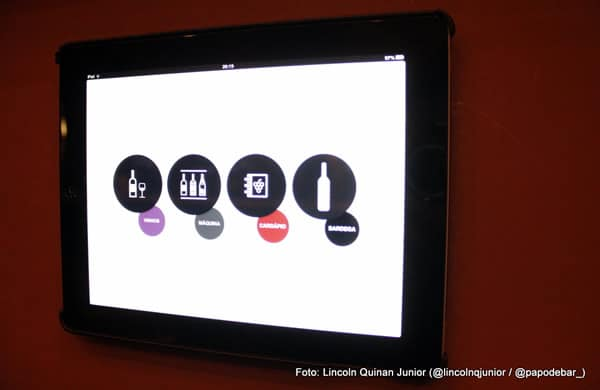 App pra iPhone e iPad do Bardega