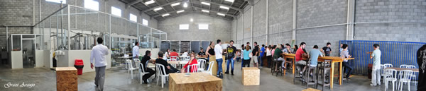 Panorâmica da Way Beer