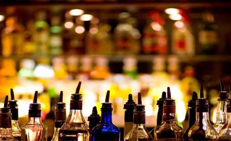 Garrafas de drinks