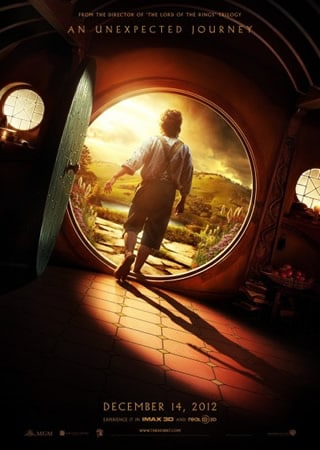 Capa do filme O Hobbit