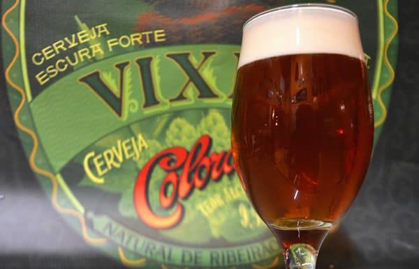 Copo da cerveja Vixnu
