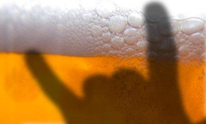 Slider Rock e cerveja