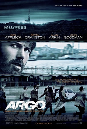Capa do filme Argo