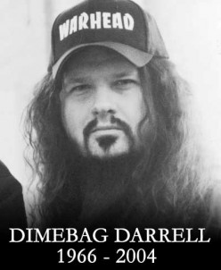 Foto do Dimebag