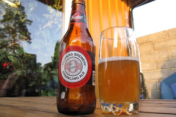 Garrafa Coopers Sparkling Ale