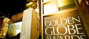 Entrada do Golden Globe