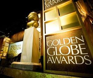 Entrada do Golden Globe