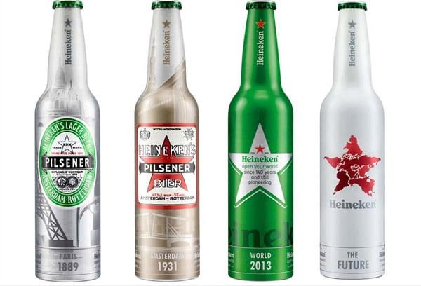 Kit de 140 anos da Heineken