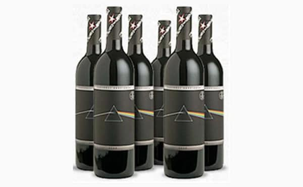 Vinho da banda Pink Floyd
