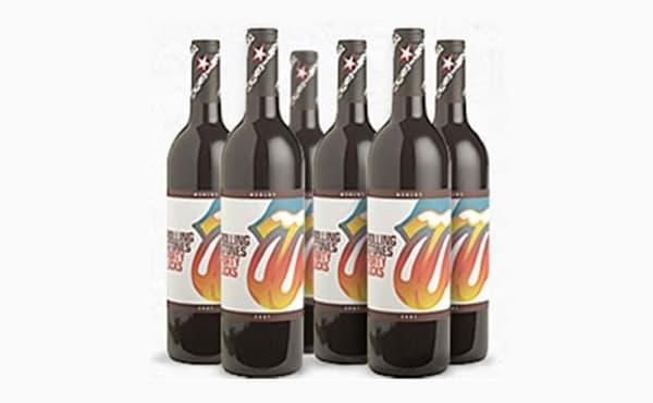 Vinhos do Rolling Stones