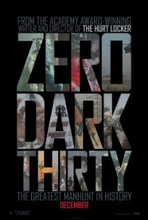 Capa do filme Zero Dark